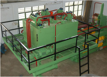 hydraulic-extrusion-press